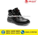 Sepatu Safety Shoes CHEETAH 7106 Semi Boot Tali