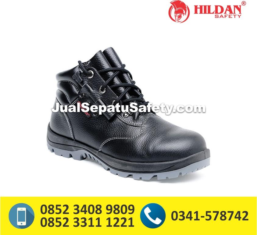 Sepatu Safety Shoes CHEETAH 7112 Semi Boot