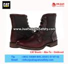 CAT The Abe Tx Men's Boot – Sepatu Caterpillar Original