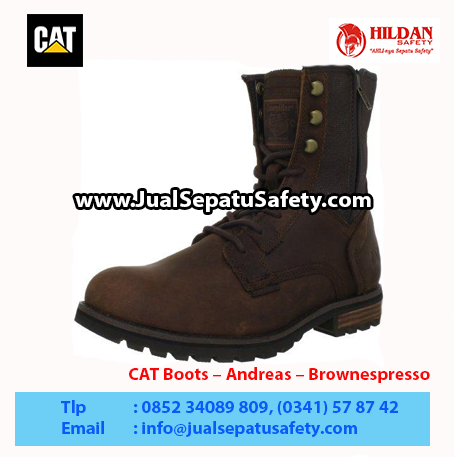 CAT Boots – Andreas – Brownespresso1