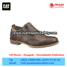 CAT Boots Dougald Chocolate/tin Pan – Sepatu Caterpillar Malang