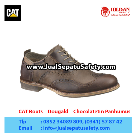 CAT Boots – Dougald – Chocolatetin Panhumus
