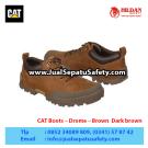 CAT Boots Drome Brown – Jual Sepatu Caterpillar