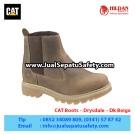 CAT Boot Drysdale Dk Beige – Sepatu Caterpillar Surabaya