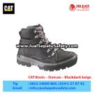 CAT Boots Duncan Black – Sepatu Caterpillar Jawa Timur