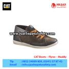 CAT Boots Flynn Muddy – Sepatu Caterpillar Murah