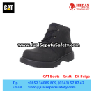 CAT Boots Graft Dk Beige – Sepatu Caterpillar Indonesia