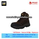 CAT Boots Sensor HI WP Espresso – Sepatu Caterpillar Indonesia