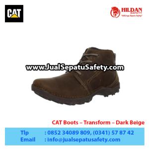 CAT Boots – Transform – Dark Beige