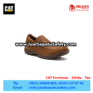CAT Boots Stride Tan – Sepatu Caterpillar Indonesia