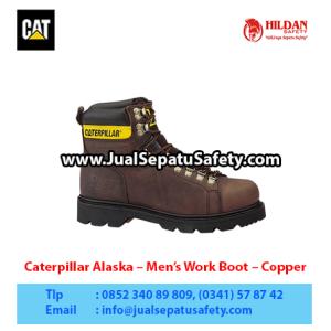 Caterpillar Alaska – Men's Work Boot – Copper