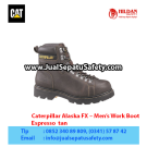 Caterpillar Alaska FX Work Boots – Sepatu Caterpillar Indonesia