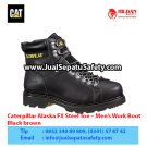 Caterpillar Alaska FX Steel Toe Work Boots – Sepatu Caterpillar