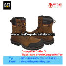 CAT Boots Doffer Ct Black – Sepatu Caterpillar Murah