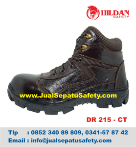 DR 215 CT - HIKING Shoes Sepatu Pendakian GUNUNG MURAH Terbaru Coklat Tua, HP.0852 340 89 809