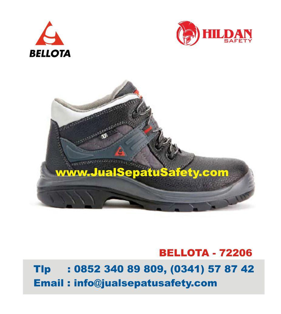 Sepatu Bellota 72206 Safety Shoes