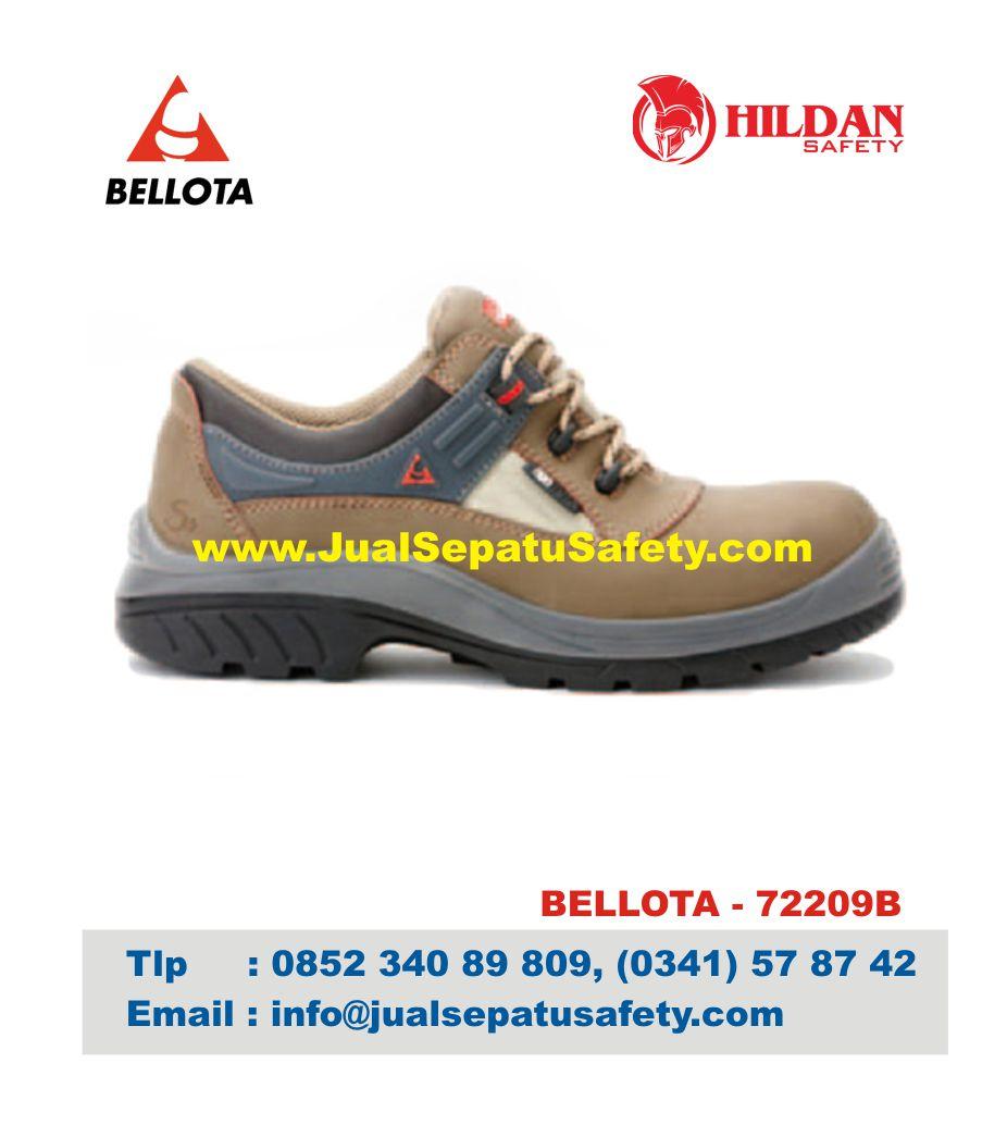 Sepatu Bellota 72209B Safety Shoes