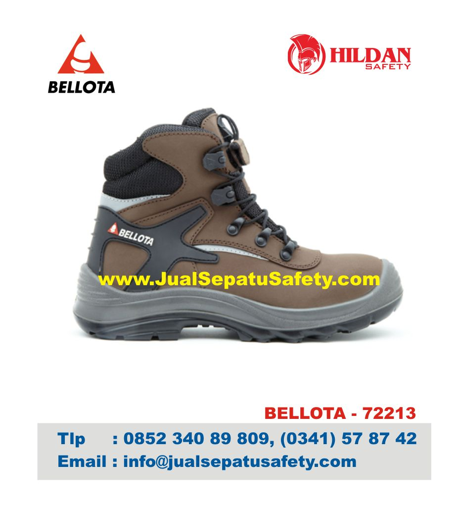 Sepatu Bellota 72213 Safety Shoes
