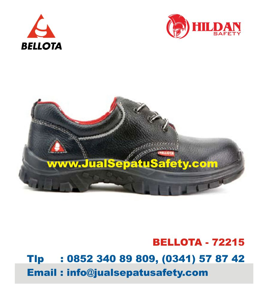 Sepatu Bellota 72215 Safety Shoes