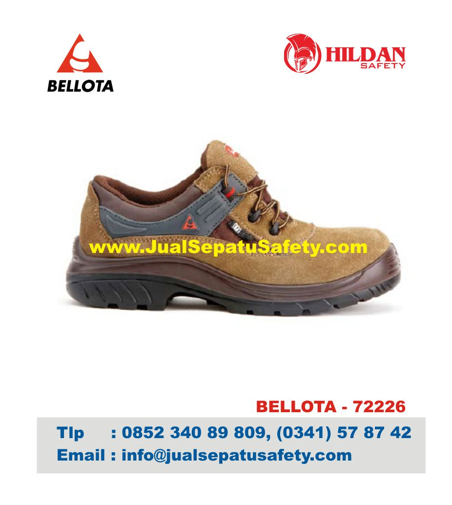 Sepatu Bellota 72226 Safety Shoes