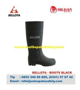 Sepatu Bellota Boot Black Safety Shoes