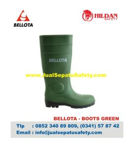 Sepatu Bellota Boot Green Safety Shoes
