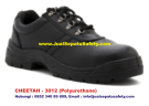 Sepatu Safety Shoes CHEETAH 7012 Pendek Tali