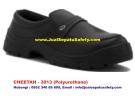 Sepatu Safety Shoes CHEETAH 3013 H Pendek Slip On Tanpa Tali