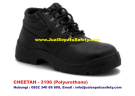 Sepatu Safety Shoes CHEETAH 7106 Semi Boot Tali