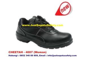 Sepatu Safety Shoes CHEETAH 4007 Wanita