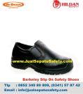 Dr.Osha Barkeley Slip On Rubber-PU – Sepatu Safety Proyek