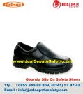 Dr.Osha Georgia Slip On PU – Jual Safety Shoes