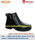 Dr.OSHA Jaguar Ankle Boot Rubber-PU – Toko Sepatu Proyek Online