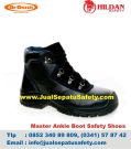 Dr.OSHA Master Ankle Boot PU – Toko Online Sepatu Safety