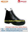 DR.OSHA Principal Ankle Boot PU – Sepatu Proyek Malang