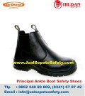DR.OSHA Principal Ankle Boot Rubber – Sepatu Proyek Malang