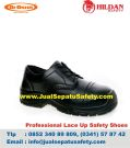 DR.OSHA Professional Lace Up PU – Jual Sepatu Safety Terbaru