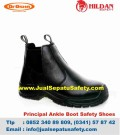 DR.OSHA Principal Ankle Boot Rubber-PU – Safety Shoes Murah Terbaru