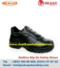 DR.OSHA Stallion Slip On PU – Sepatu Proyek Malang