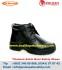 DR.OSHA Titanium Ankle Boot PU – Safety Shoes Terbaru