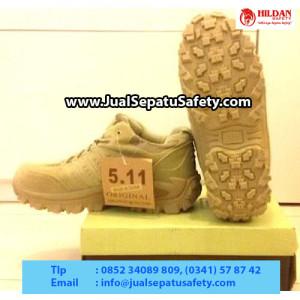 5.11 Tactical Low Boots 4 - Tan