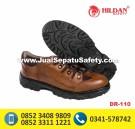 DR-110 SHORT BOOTS Sepatu Safety Shoes PALING MURAH Grosir