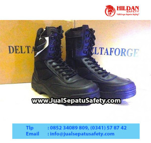 Delta Forge Tactical Series - Black