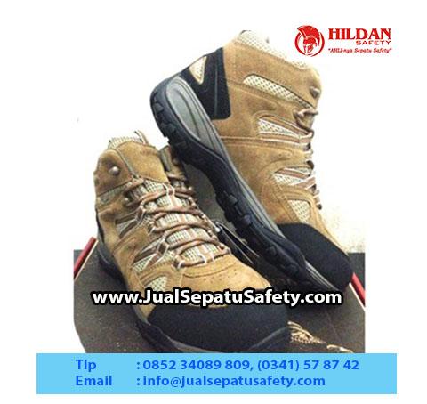 Hanagal Hiking Shoes Outdoor Original - Brown