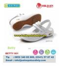 OXYPAS BETTY 001, Sepatu Tenaga MEDIS Standar Internasional