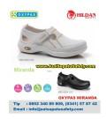 OXIPAS MIRANDA, Sepatu NURSE Pendek Mudah Dicuci