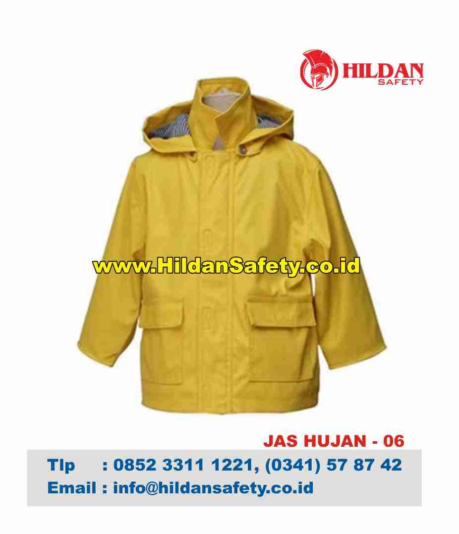 RC.006, Rain Coat Safety Kuning