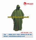 RC-014, Toko Supplier RAIN COAT SAFETY Lapangan Murah