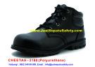 CHEETAH 3180-Sepatu Safety Semi Boot Bertali