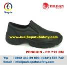 PC 712 BM, Pusat Produsen Sepatu Safety Shoes PENGUIN Murah